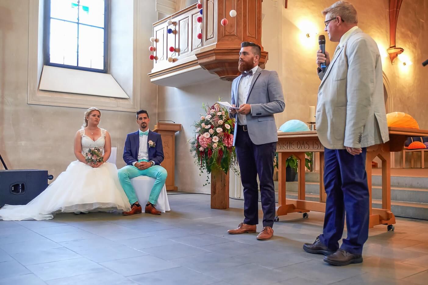 Hochzeits-Pfarrer