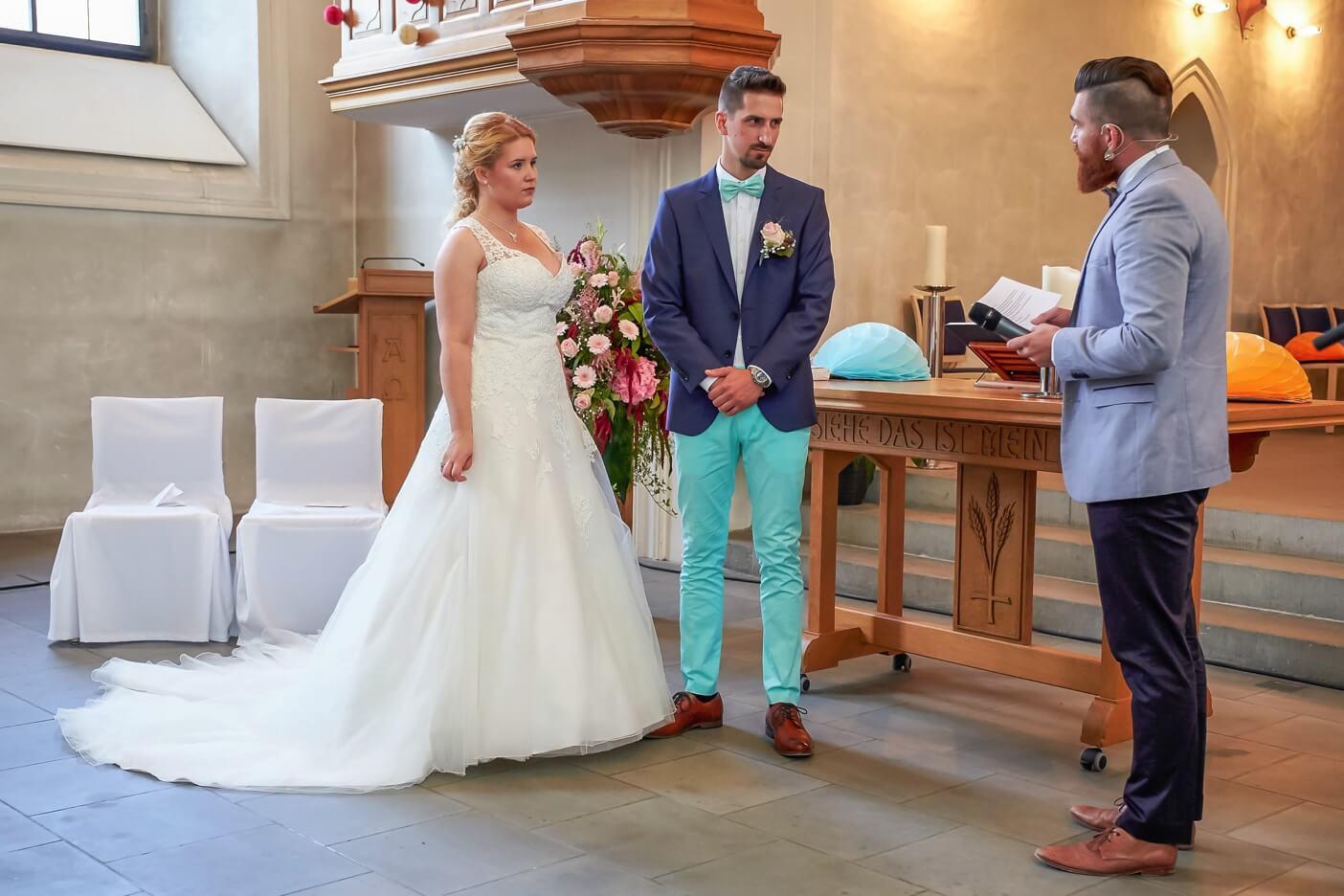 Hochzeits-preacher