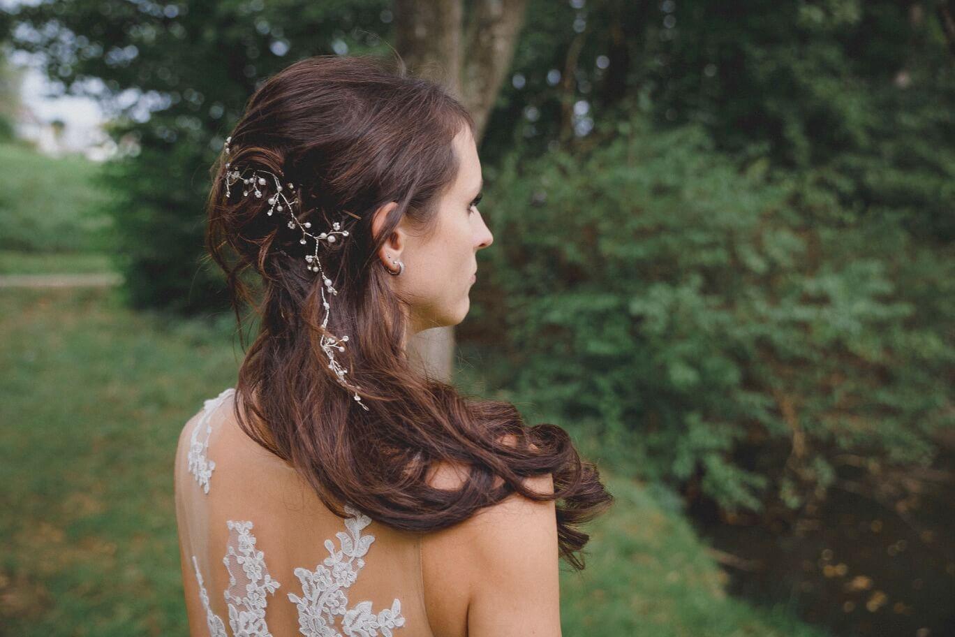 Die schönste Hochzeitsfrisur der Schweiz mit Sunneklar Hairstyling