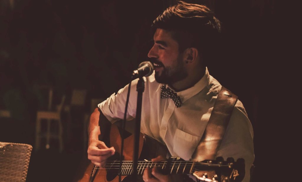 Jonathan Müller Gitarrist