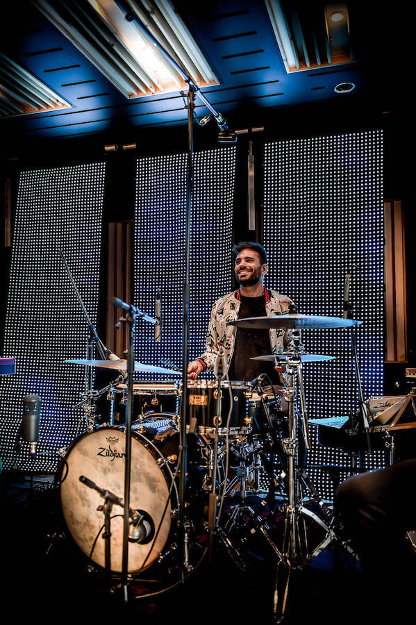 Percussion Samuel Schwalm