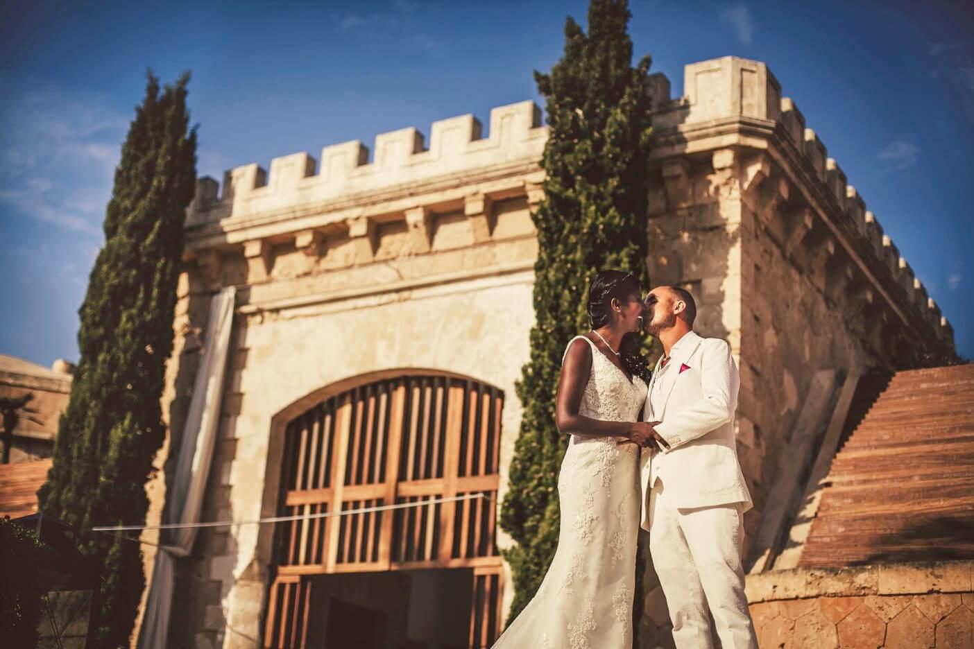 Hochzeitsschloss